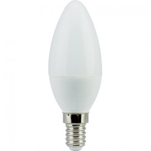 Лампа светодиодная E14 Premium свеча 6,0W 2700K