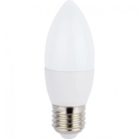 Лампа светодиодная E27 Premium свеча 7,0W 2700K