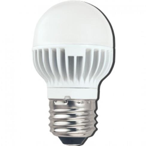 Лампа светодиодная E27 шар G45 7,0W 4000K