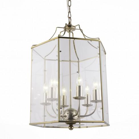 Люстра-фонарь подвесная ST Luce SL228.303.06